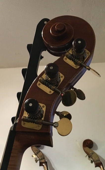 5-string bass extension at Quantum Bass Center