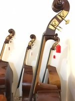 Upright Double String Bass