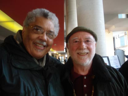 Rufus Reid and Francois Rabbath